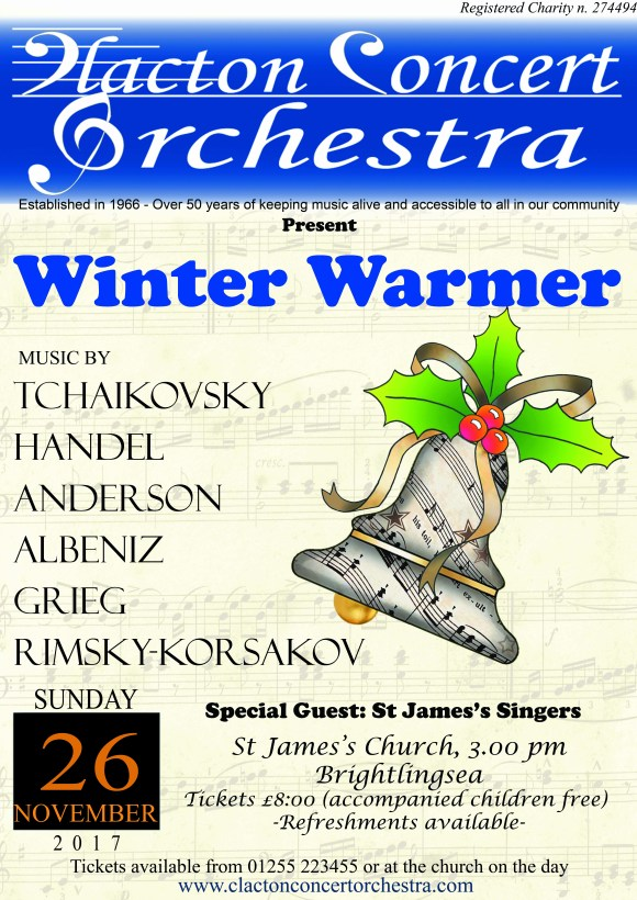 cco poster winter warmer 2017